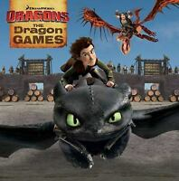 The Dragon Games (How to Train Your Dragon TV)-ExLibrary