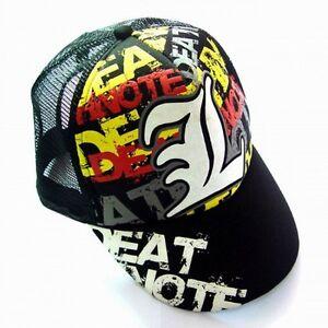 meilleur pas cher pas cher à vendre magasin d'usine Details about Death note hat- show original title