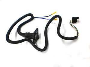 6Way Truck End Round Trailer Harness Plug Wiring Kit Towing Adapter on horn plugs, exhaust manifold plugs, hardware plugs, cable plugs, gauges plugs, seat belt plugs, motor harness plugs, engine harness plugs, hose plugs, map sensor plugs, fuel tank plugs, radiator plugs, tail light plugs,