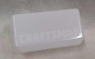 Chamberlain K108 D0058 2 Sears Craftsman Light Lens Cover