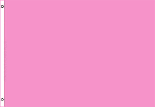 PINK Solid Color Flags 3x5 Polyester