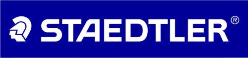 10 x STAEDTLER Folienstift Lumocolor S permanent 313-3 blau OHP Pen Marker NEU