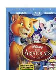 The Aristocats (Blu-ray/DVD, 2012, 2-Disc Set, Special Edition)