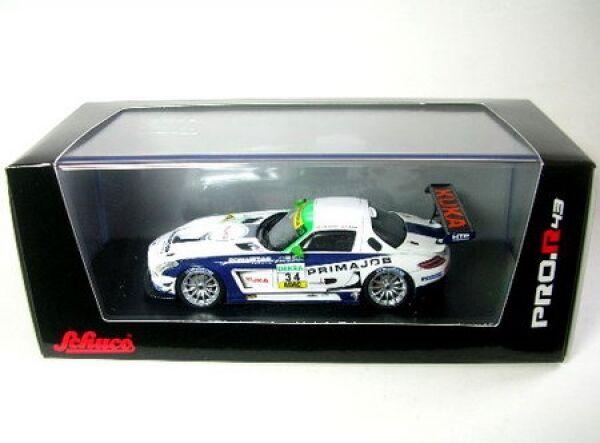 Mercedes-Benz SLS AMG GT3 Nr. 34