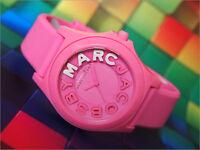 Promotion Marc Jacobs Pink Sloane Ladies Girls Watch Mbm4023 2y Warranty