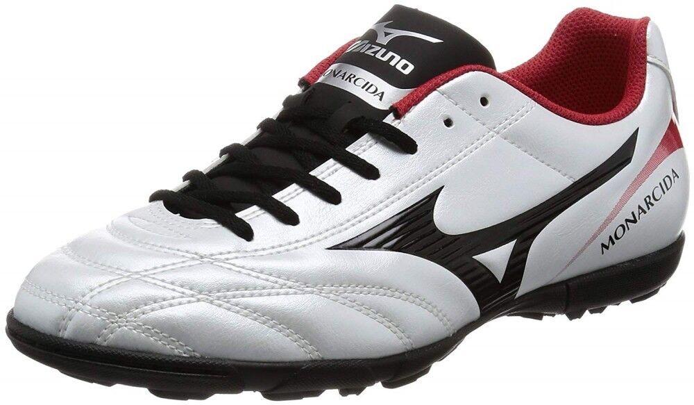 Nuevos Zapatos de fútbol de Mizuno monarcida 2 P1GD1723 Envío Gratis Como blancoo Con Seguimiento