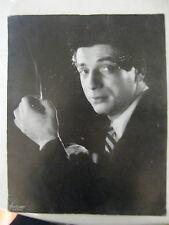 Programme de Concert Yves Montand Théâtre de l'Etoile Jacques Prévert Harcourt