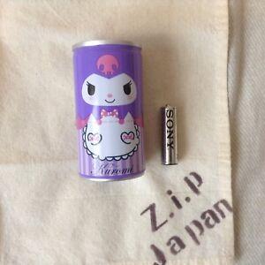 New Sanrio Japan Kuromi Masking Tape set