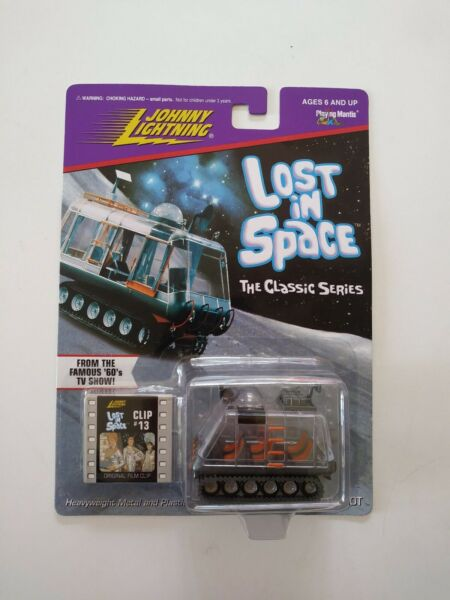 """""""johnny Lightning"""" -"""" Lost In Space-clip #13 - Le Chariot"""" - 1998-new"""