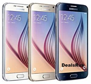 Samsung-Galaxy-S6-32GB-64GB-G920-034-Factory-Unlocked-034-4G-LTE-Smartphone-SRB