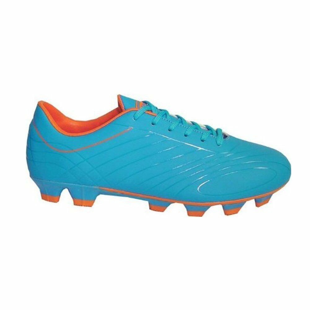 Vizari Trofeo FG Soccer Cleat bluee orange 13 D(M) US