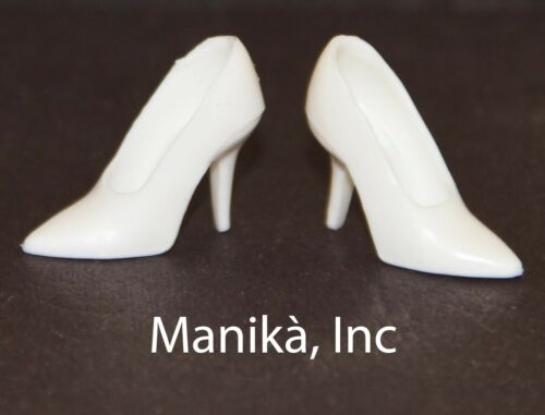 Choose from 10 Colors Dressmaker Details Pumps Spikes for 12-inch Dolls