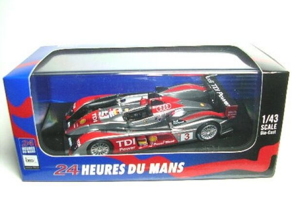 Audi 10 Tdi No. 3 Lemans 2008