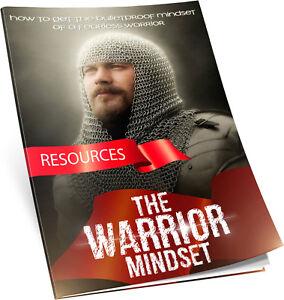 Warrior Mindset Book