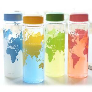 Clear-My-Sport-Bottle-Sport-Fruit-Juice-Water-Cup-Portable-500ML-Travel-Bottle