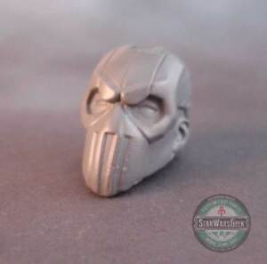 ML123-Taskmaster-Custom-Sculpt-Cast-head-use-w-6-034-Marvel-Legends