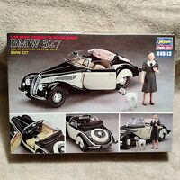 Hasegawa 1/48 Scale Bmw 327 Super Sports Vintage Convertible Car 36013