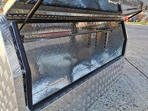 aluminium-toolbox-3-4-Side-Opening-Ute-Trailer-Toolbox-shelf-1200-550-820
