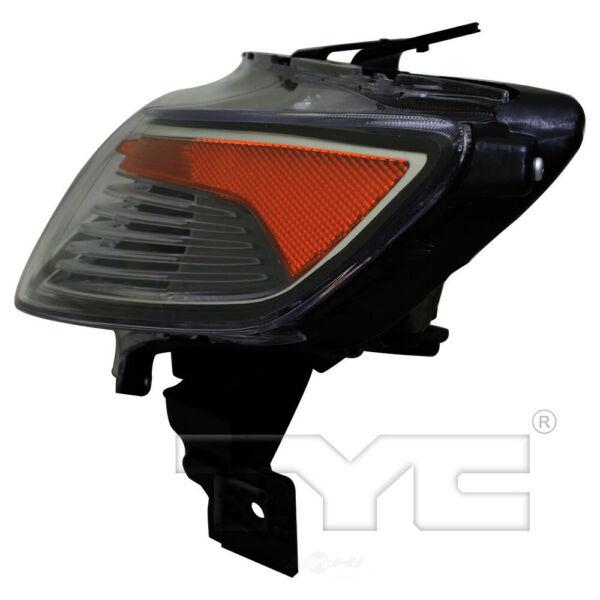 Headlight Assembly-CAPA Certified Left TYC 20-9730-00-1