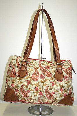 Damen Handtasche Tasche Stofftasche Kantha Tasche Indien