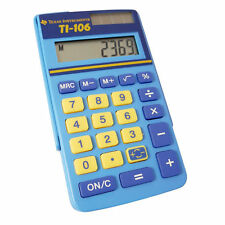 Texas Instruments TI-106 Basic Calculator