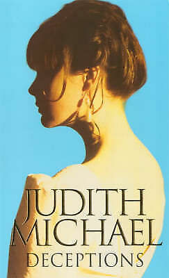1 of 1 - Deceptions by Judith Michael (Paperback, 1989)