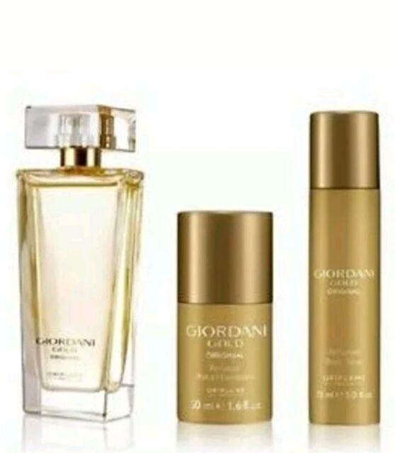 Oriflame Giordani Gold Original Eau De Parfum Body Spray Deodorant