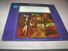 MOZART CONCERTOS FOR 2 & 3 PIANOS SANCAN POMMIER LP EX Nonesuch H-71028