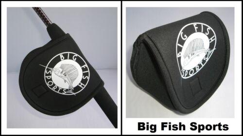 BIG FISH SPORTS Neoprene Reel Cover *FITS PFLUEGER PRESLESP25X* FREE USA SHIP!