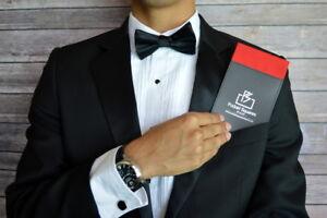 Pre-Folded-Pocket-Square-100-Cotton-Executive-Prom-Graduation