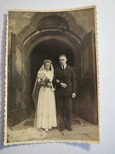 Hannelore-Diuthelm-Hirsch-30-10-1947-Hochzeit-Foto