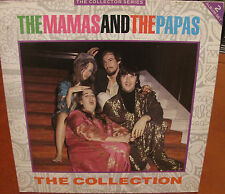 the MAMAS and the  PAPAS- The collection- 2 LP-20 tracks- apribile- EX+