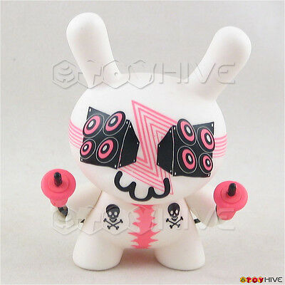 Kidrobot Dunny 2007 Series 4 by Mad Barbarians vinyl figure toy loose