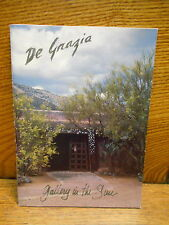 1988 Souvenir Booklet - De Grazia - Gallery In The Sun - Tucson AZ