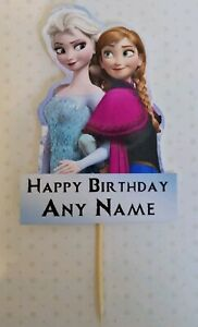 Disney Princess /'Happy Birthday/' Letter Banner 2 M .Free UK P/&P