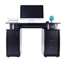 Techni Mobili Super Storage Computer Desk Espresso Ebay