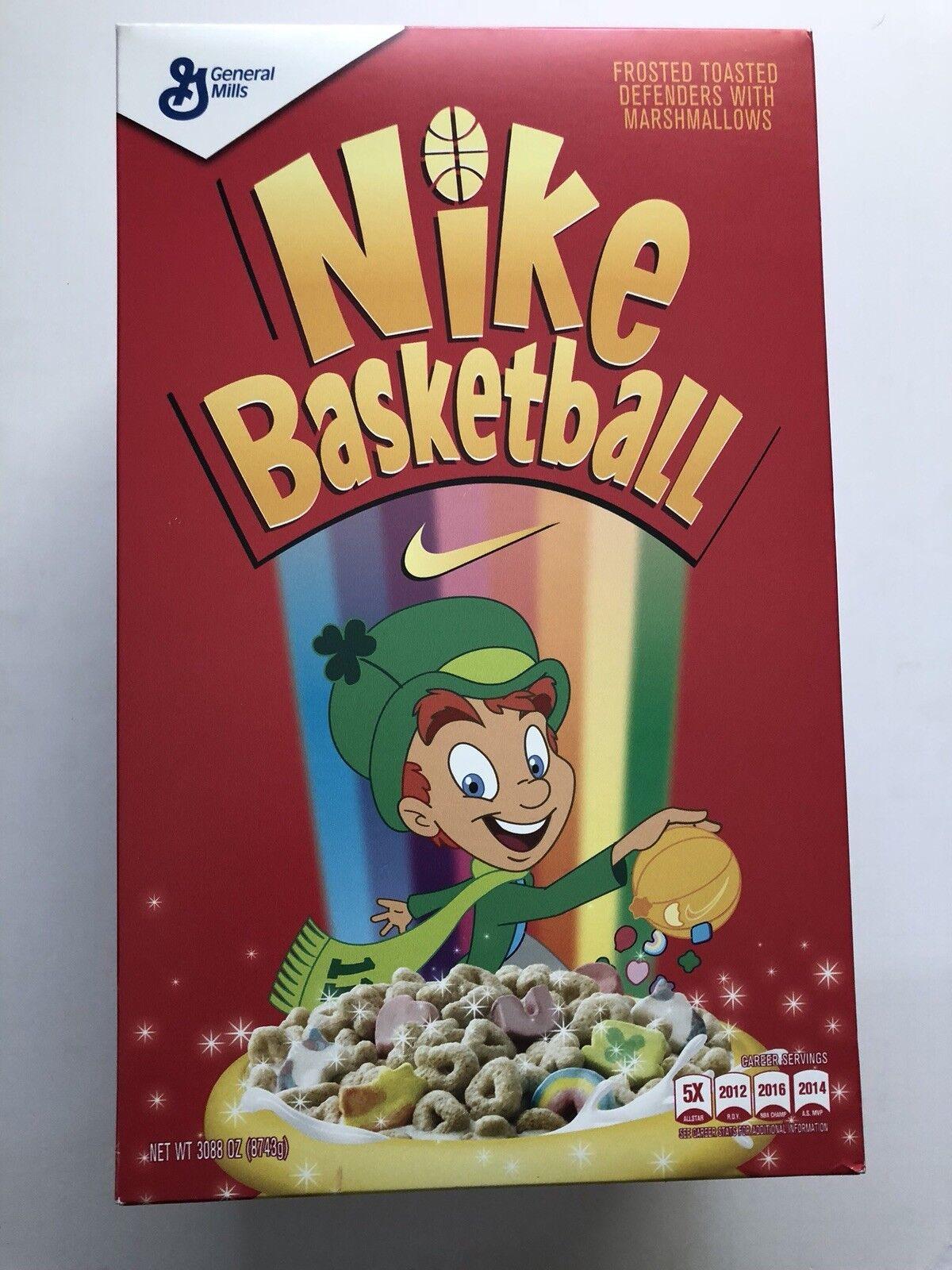 Nike in kyrie 4 cereali amuleti nuovo kyrie irving rare in Nike mano sz 9 cereali 69b938