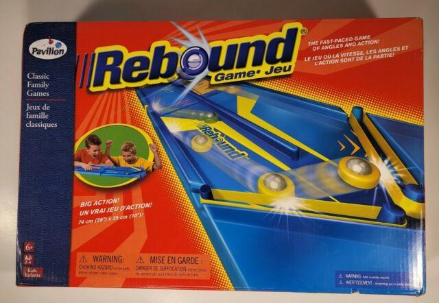 Pavilion Rebound