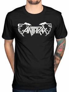 Anthrax T-shirt Death Hands Size M Official Merchandise