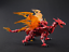 NEWTransformers iron factory red dragon IF EX-42 Heatdeath inverse scale
