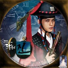Korean Drama w/Japanese subtitle No English subtitle  Dr. Jin 全22話(高画質11枚)2012