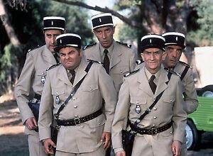 Louis De Funes Foto Der Gendarme Und Die Alien Ausserirdische 11x15 CM #42