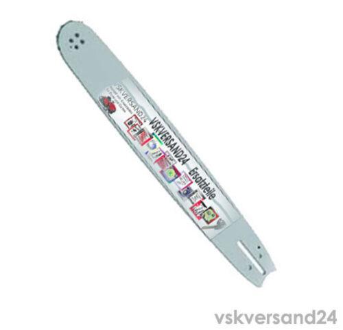 Schwert 30-35 Ketten 3//8 x 1.3 für Husqvarna 141   Husqvarna 23 40cm