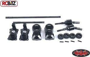 Unités d'essieu avant pour essieu axial Ax10 augmentent le jeu Z-a0097 812115024068