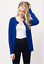 Women-Cardigan-Long-Sleeve-Solid-Open-Front-Twisted-Sweater-cardigan-S-3XL miniatura 19