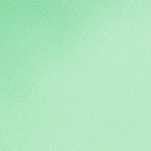 DQT raso Plain Solid Verde Menta Classici Slim Skinny Tie Hanky gemelli