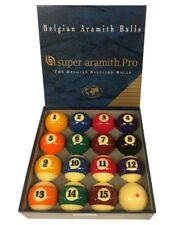 SUPER ARAMITH PRO CUP BELGIAN BALL SET VALUE PACK BRAND NEW SEALED SHIPS FREE