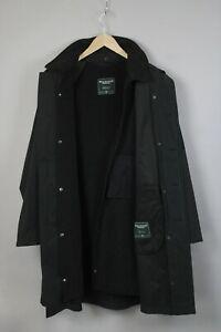 WELLINGTON-OF-BILMORE-Men-039-s-EU-50-or-L-Wool-Blend-Lining-Loden-Coat-19481-JS