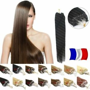 50-100-200-EXTENSIONS-CHEVEUX-POSE-A-FROID-NATURELS-REMY-53-60CM-0-5G-1G-3A