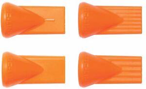 "1/4"" Flat Nozzle Kit (4) Nozzles Loc-Line® USA Original Modular System #41487"